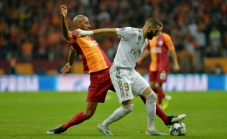 Galatasaray: 0 - Real Madrid: 1